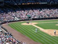 Ichiro hitting his longest Homerun Saturday 7-30-2005, winning the game for the Mariners 3-2 over the Indians